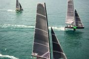 A Gaeta l'esordio della Youth Foiling World Cup