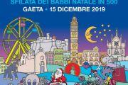 FIAT 500 E FAVOLE DI LUCE  2019 - B&B GAETA