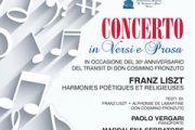 Venerdi 9 novembre 2019, alle ore 18, si terrà un concerto nel santuario della SS. Annunziata a Gaeta