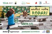 """Gaeta, 22 settembre 2020: """"Undici volte Rodari"""" percorso nell' """"Italia fantastica"""" dello scrittore"""