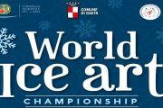 """""""World Ice Championship"""" i Mondiali delle sculture di ghiaccio a Gaeta  dal 10 al 12 gennaio 2020"""