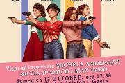 Brave ragazze, domenica 13 ottobre 2019, alle ore 17:30, presso il Cinema Teatro Ariston di Gaeta